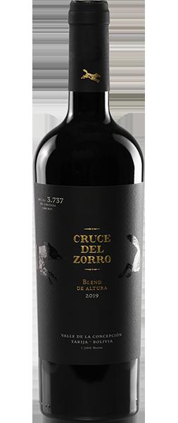 Cruce del Zorro Blend de Altura 2019