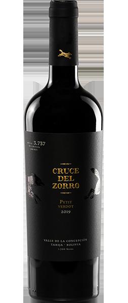 Cruce del Zorro Petitt Verdot 2020