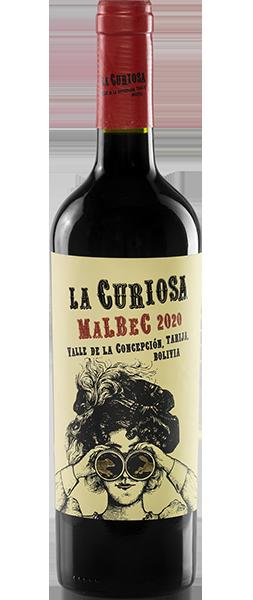La Curiosa Malbec 2019